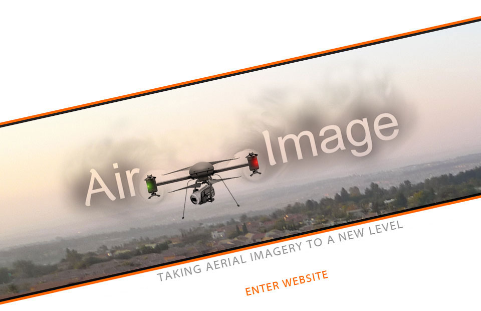 Air Image Website Entrance